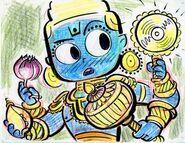 Sanjay's Super Team Concept Art 07