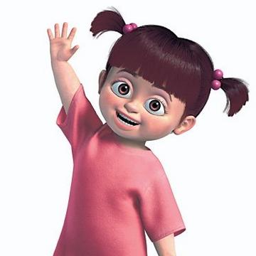 Boo Pixar Wiki Fandom