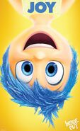 Inside Out Character Poster Joy