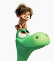 Arlo and Spot Render 02