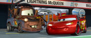 Mater McQueen Cars 2