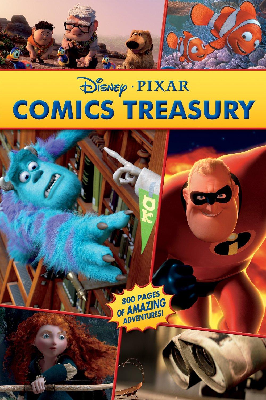 Disney-Pixar Comics Treasury