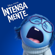 Tristeza - Intensa-Mente - Poster para America Hispana