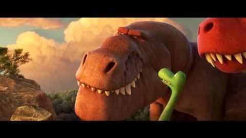 """""""Jobs"""" Clip - The Good Dinosaur"""