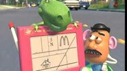 Toy Story 2 Mcdonald's AD The Remote (2000)