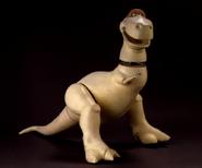 Rex maquette
