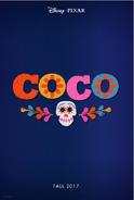 Coco - Poster de D23 Expo 2015