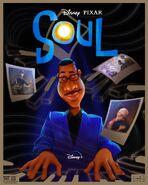 Salena Barnes Soul Poster 2