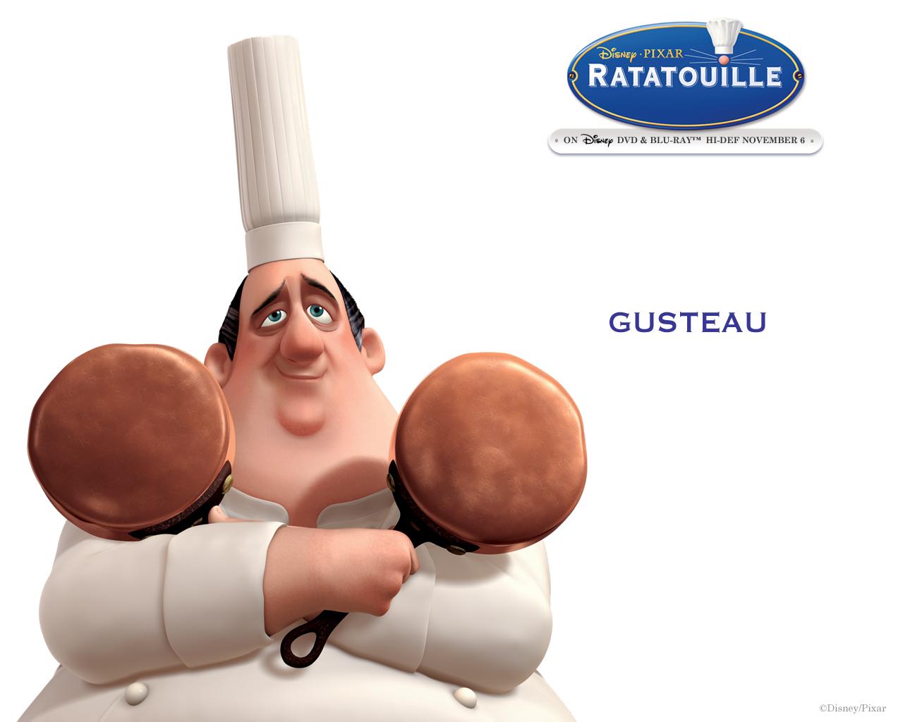 Auguste Gusteau Pixar Wiki Fandom