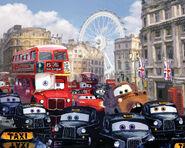 London bus scene simplenew