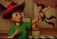 Toy story andy 345345