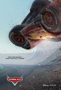 Cars 3 - Teaser Poster