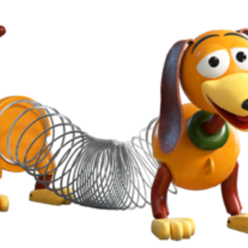 Slinky Dog Pixar Wiki Fandom