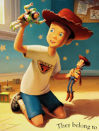 Toy story andy 4566