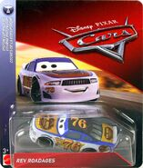Rev roadages cars 2018 single - piston cup racers