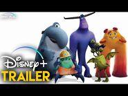 Monsters At Work - Disney+ Teaser Trailer