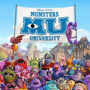 Monsters University Pixar Wiki Fandom