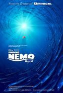 Finding nemo xlg