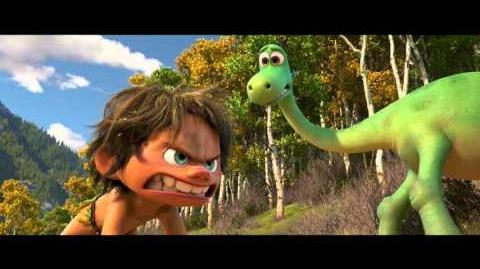 Trailer - O Bom Dinossauro - 7 de Janeiro nos Cinemas