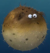 Bloat inflation in finding nemo end credits