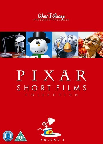Pixar Short Films Collection Volume 1