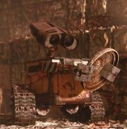 WALLE andplate