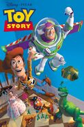 Toy Story - Pôster Limpo