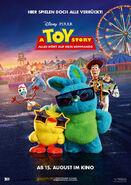A Toy Story Alles hört auf kein Kommando