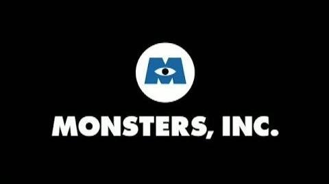 Monsters Inc - Teaser Trailer