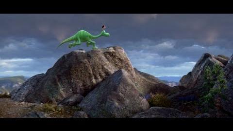 The Good Dinosaur US Teaser Trailer