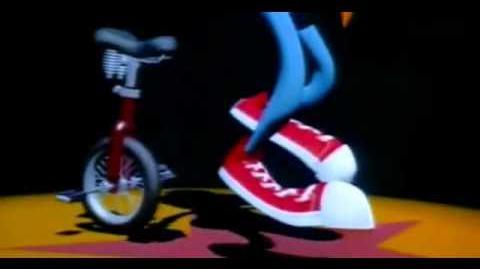 Red's Dream 1987 John Lasseter