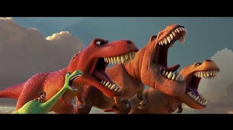 Disney•Pixar The Good Dinosaur - Trailer 2
