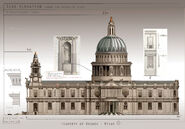 The art of cars - st pauls cathedral