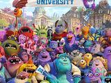 Monsters University Trivia