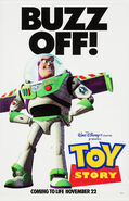 Toy Story Character Poster 02