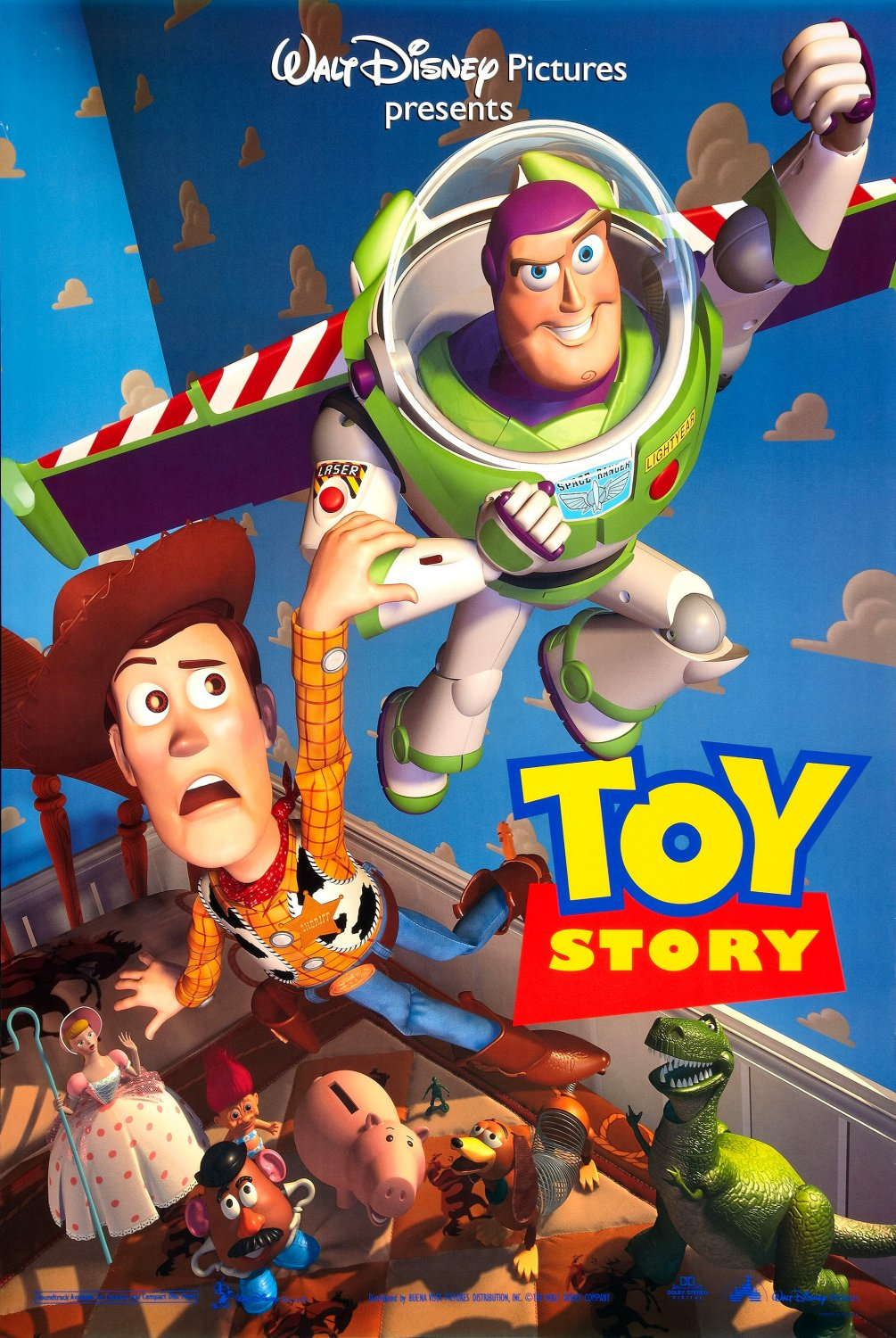 Toy Story Trivia
