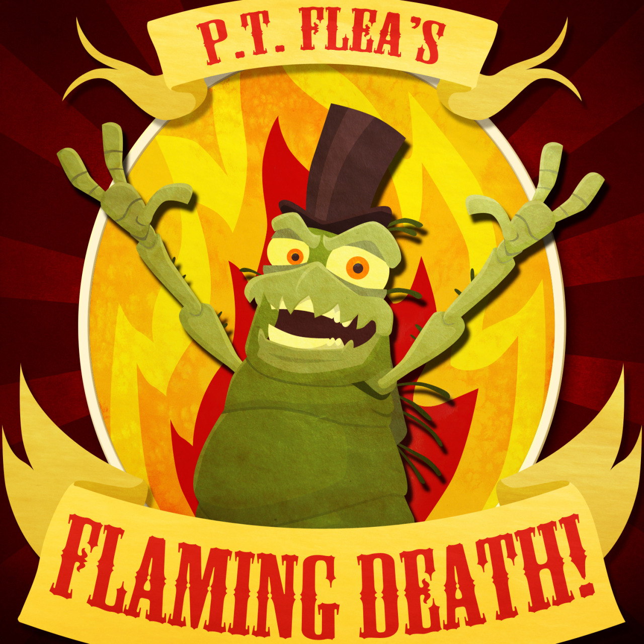 Flaming Death
