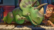 Just a Dinosuar down the Street