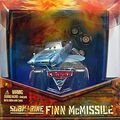 Submarine finn mcmissile cars 2 convention exclusive vehicle