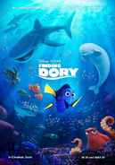 Finding Dory - Poster UK