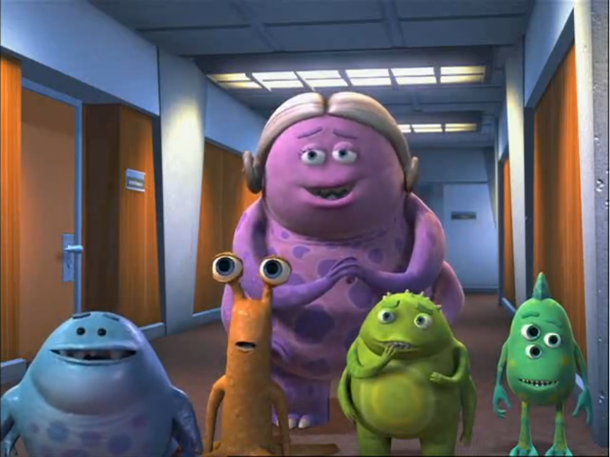 Ms Nesbit Pixar Wiki Fandom