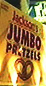 Jumbo Pretzels