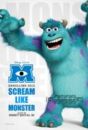 Sulley Poster