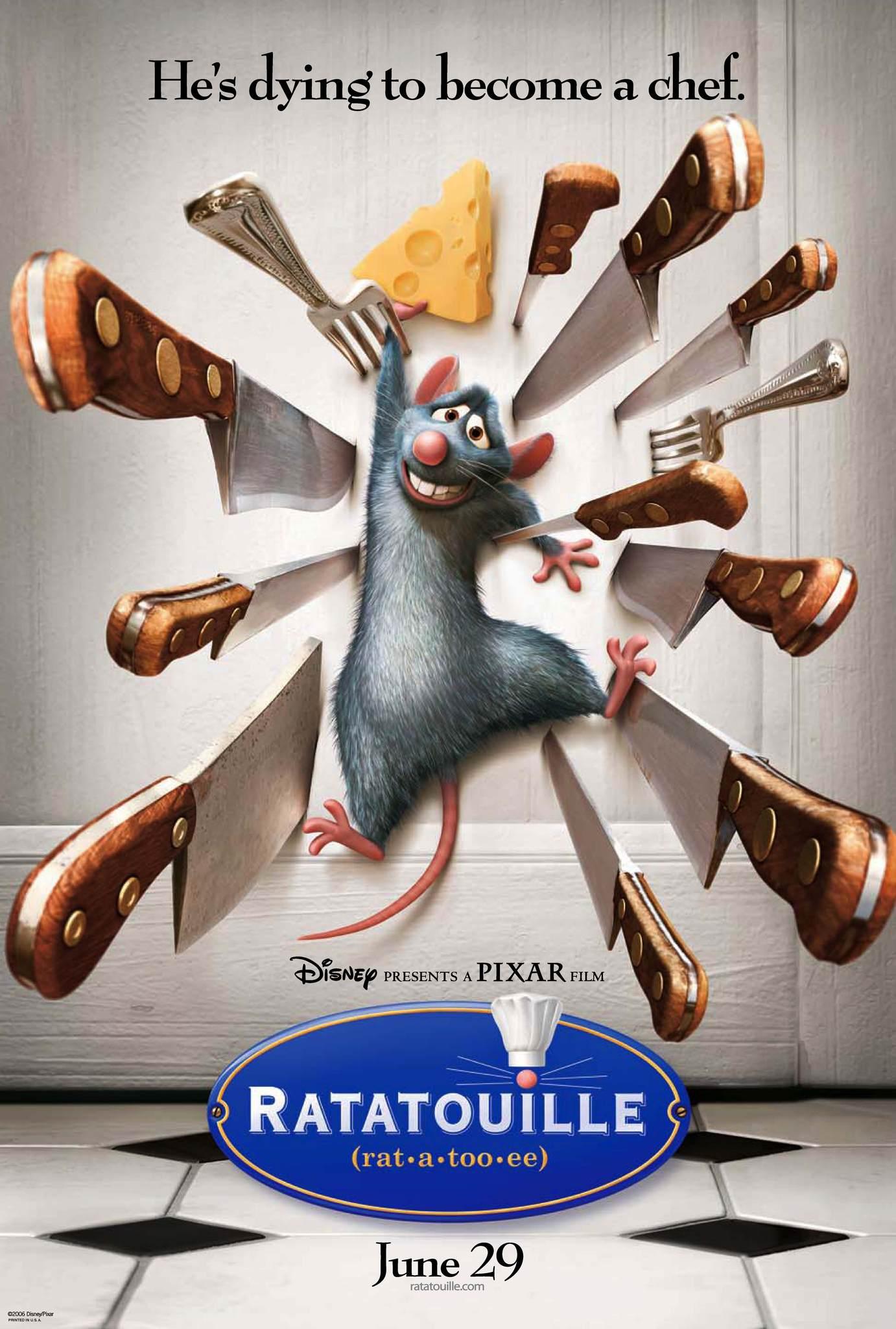 Ratatouille Trivia