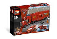 8486: Mack's Team Truck