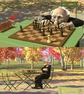 Geri's game mistake
