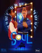 Salena Barnes Soul Poster