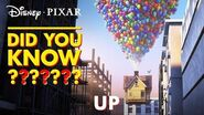 UP Easter Eggs & Fun Facts Pixar Did You Know? by Disney•Pixar