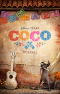 Coco - Teaser Poster
