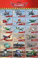 Planes maxi poster